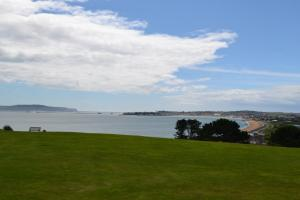 lookout cafe view in weymouth