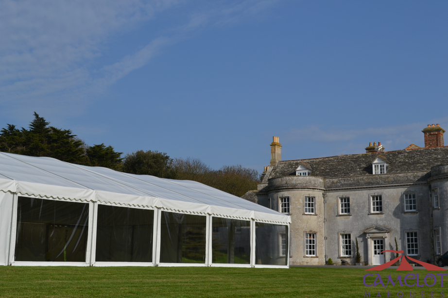 A Wedding Marquee: What It Is & 4 Reasons Why You'd Want One