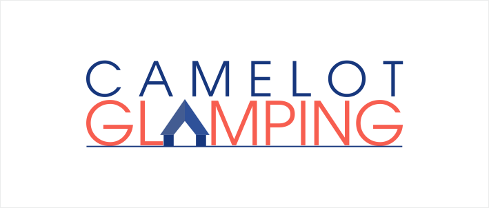 Camelot Glamping Logo Marquee Hire Dorset Camelot