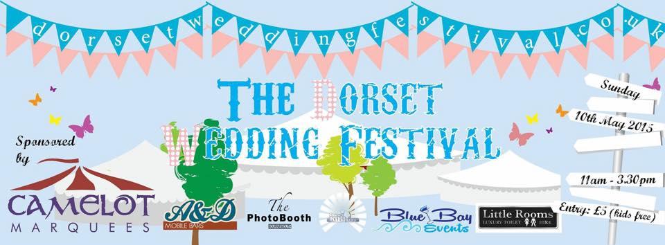 dorset wedding festival 2015 banner