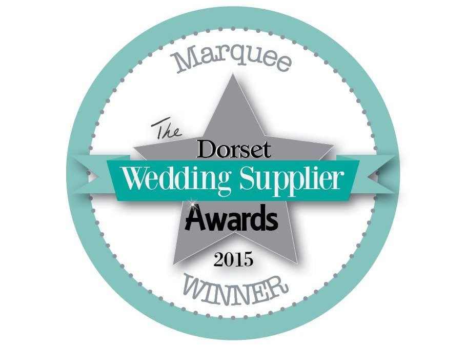 Winners at the Dorset Wedding Suppliers Awards