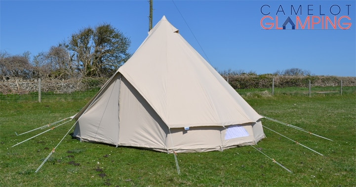 Camelot Glamping launches