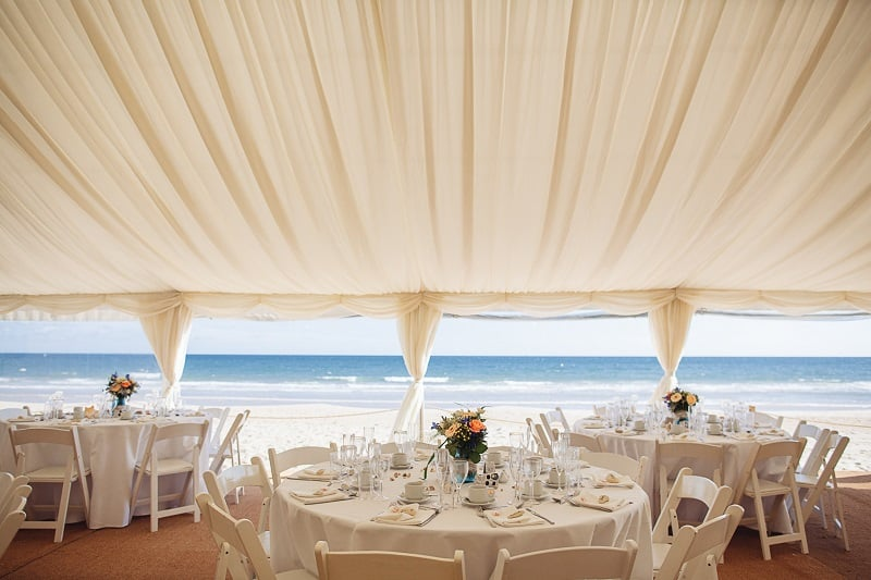Camelot to supply Beach Weddings Bournemouth