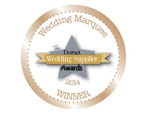 Double win at the dorset wedding suppliers awards 2014