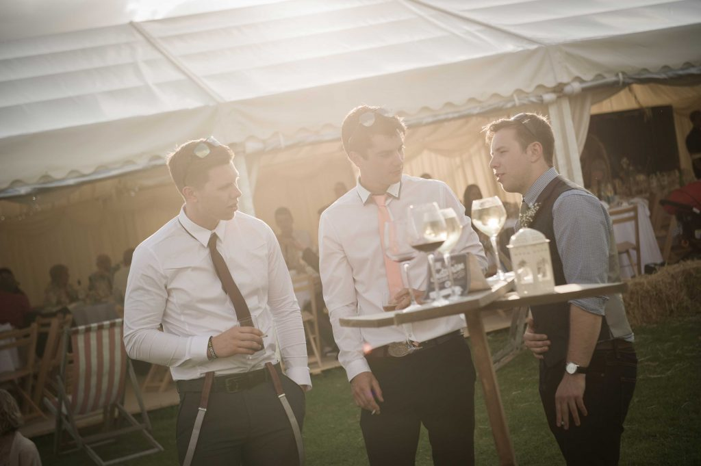 Aimee and Tom | Camelot Marquees Gallery